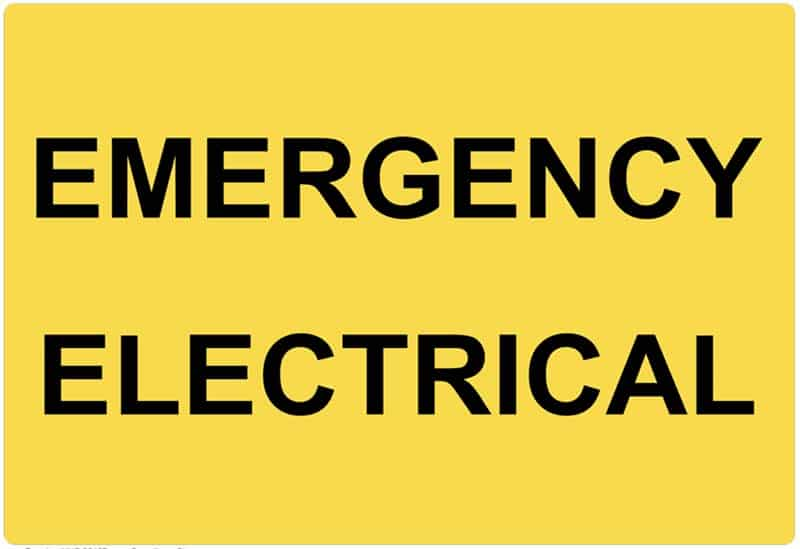 Emergency Electrical